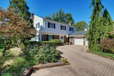 Freehold Single Family Home Under Contract: 5 Sawbuck Road
