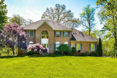 Freehold Single Family Home For Sale: 80 Lions Court