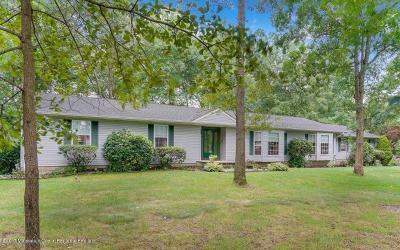 Toms River Single Family Home For Sale: 1395 White Oak Bottom Road