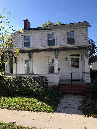 Freehold Single Family Home For Sale: 8 McLean Street