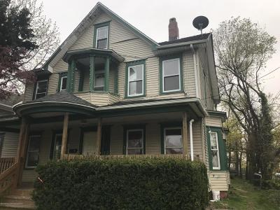 Asbury Park Multi Family Home Under Contract: 616 3rd Avenue
