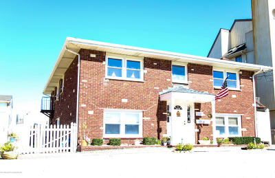 Seaside Park Multi Family Home For Sale: 34 23rd Avenue