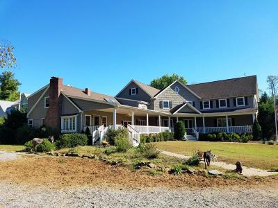 Middletown Single Family Home For Sale: 263 Chapel Hill Road