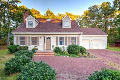 Little Egg Harbor NJ Single Family Home For Sale: $249,000