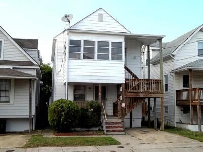 Seaside Heights Multi Family Home For Sale: 214 Webster Avenue