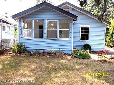 Brick NJ Single Family Home For Sale: $219,900