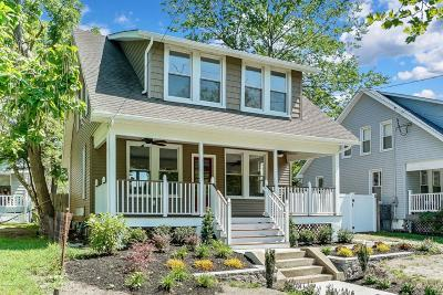 Asbury Park Single Family Home Under Contract: 1307 1st Avenue