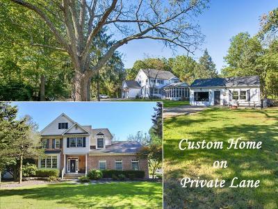 Brick Single Family Home For Sale: 117 Elizabeth Avenue