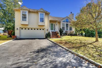 Howell Single Family Home For Sale: 38 Sweet Gum Road