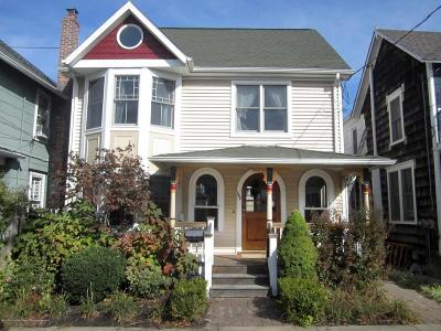 Ocean Grove Single Family Home For Sale: 145 Mount Hermon Way