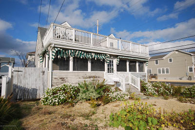 Lavallette Single Family Home For Sale: 113 New Jersey Avenue #1