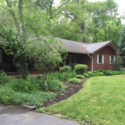 Freehold Single Family Home Under Contract: 100 Manaqua Road