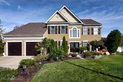 Howell Single Family Home For Sale: 31 Paceview Drive