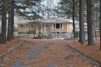 Howell Single Family Home For Sale: 313 Friendship Road