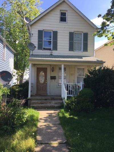 Long Branch Single Family Home For Sale: 129 7th Avenue