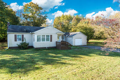 Freehold Single Family Home For Sale: 345 Brickyard Road