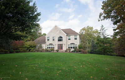 Freehold Single Family Home For Sale: 7 Decicco Drive