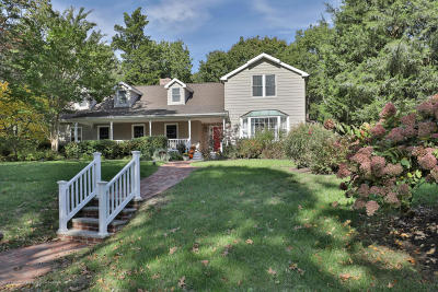 Toms River Single Family Home For Sale: 54 Cranmoor Drive