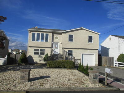Toms River Single Family Home Under Contract: 3432 Bergen Avenue