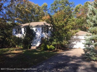 Jackson Single Family Home Under Contract: 11 Brentwood Drive