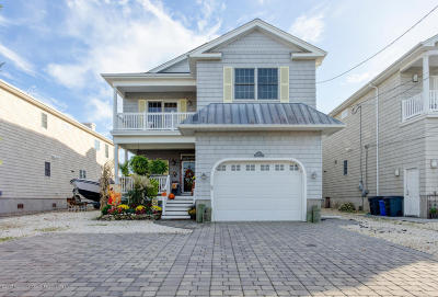 Point Pleasant Beach Single Family Home Under Contract: 318 Broadway