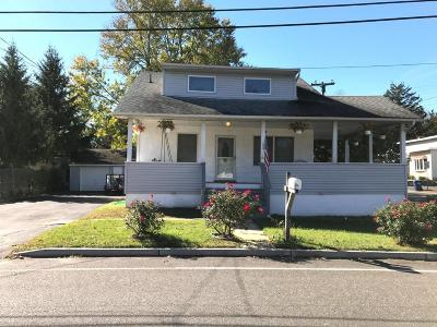 Beachwood Single Family Home For Sale: 100 Barnegat Boulevard
