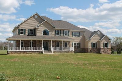 Monmouth County Farm For Sale: 135 Trenton Lakewood Road