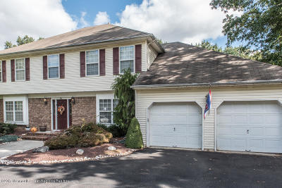 Howell Single Family Home Under Contract: 91 Pinewood Road