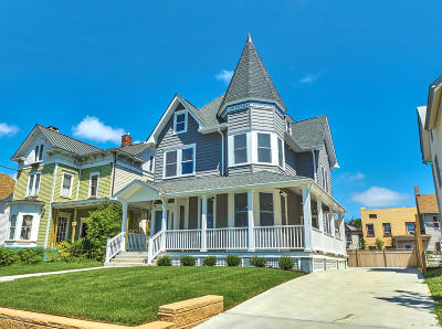 Asbury Park Multi Family Home Under Contract: 703 Asbury Avenue