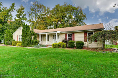 Neptune Township Single Family Home Under Contract: 2007 Rutherford Avenue