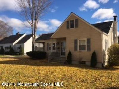 Freehold Single Family Home For Sale: 60 Broadway