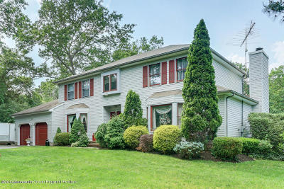 Jackson Single Family Home For Sale: 546 Brewers Bridge Road
