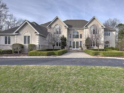 Freehold Single Family Home For Sale: 31 Partners Lane