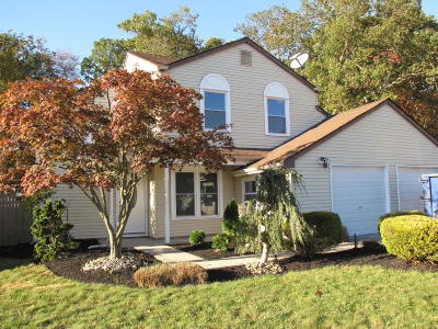 Howell Single Family Home Under Contract: 1 Boston Court