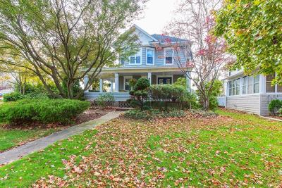 Freehold Single Family Home For Sale: 52 Court Street