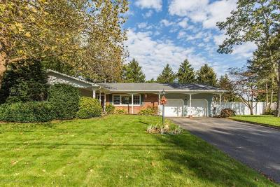 Brick Single Family Home For Sale: 409 Sloping Hill Terrace