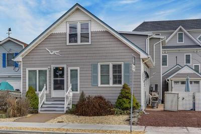 Seaside Park NJ Single Family Home For Sale: $489,000