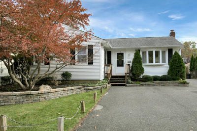 Middletown Single Family Home For Sale: 846 Palmer Avenue