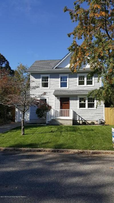 Point Pleasant Single Family Home Under Contract: 1227 Sherman Avenue