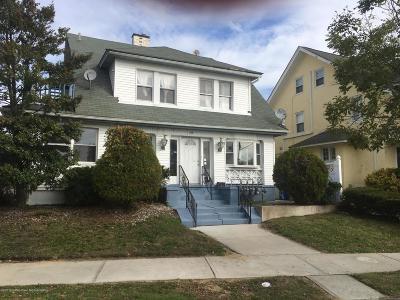 Asbury Park Rental For Rent: 415 Sunset Avenue