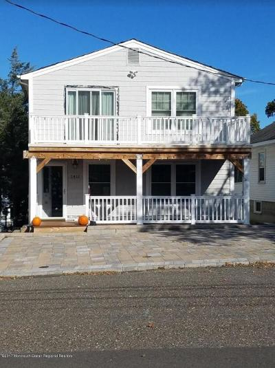 Toms River Single Family Home Under Contract: 1411 Summit Avenue