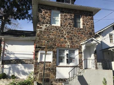 Asbury Park Multi Family Home For Sale: 503 Ridge Avenue