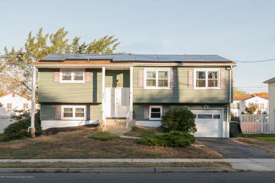 Hazlet Single Family Home For Sale: 196 Bethany Road