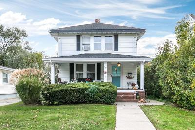 Long Branch Single Family Home For Sale: 474 Bath Avenue