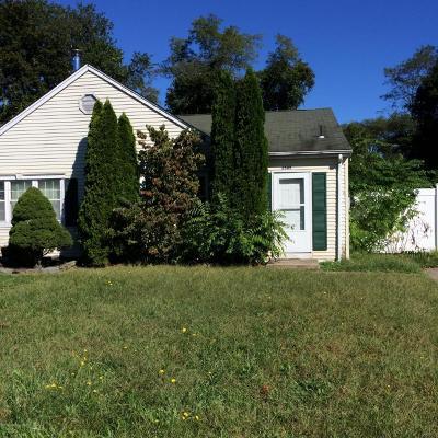 Jackson Single Family Home For Sale: 2509 Lexington Court