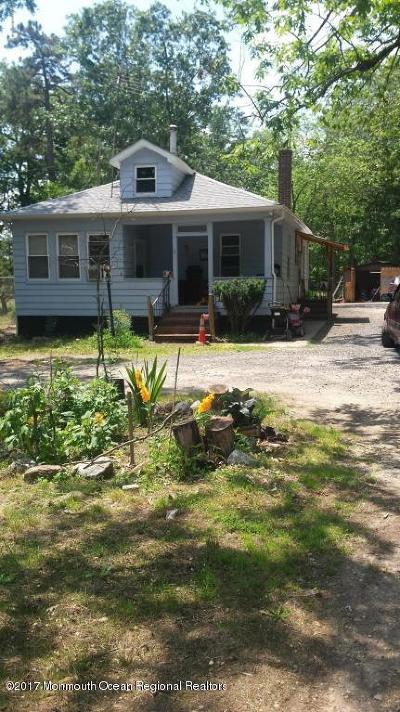 Ocean County Single Family Home For Sale