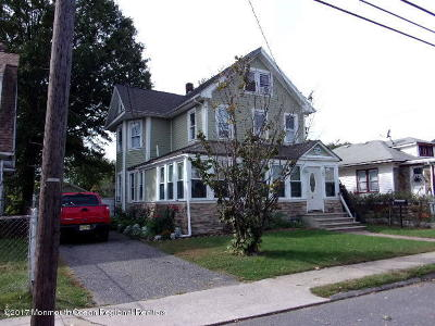 Long Branch Single Family Home For Sale: 48 7th Avenue