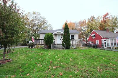 Aberdeen, Matawan Single Family Home For Sale: 4 Union Street