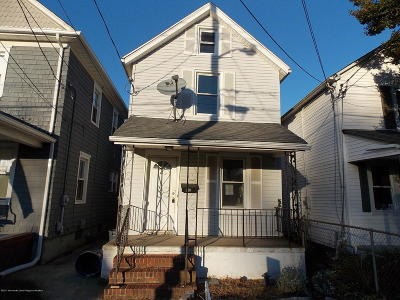 Long Branch Single Family Home For Sale: 291 Poole Avenue