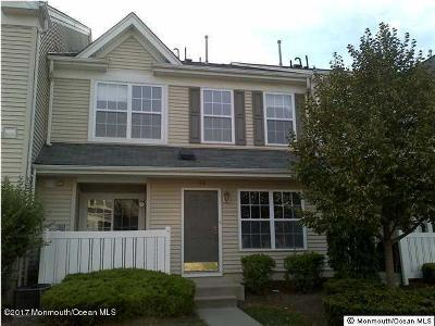 Jackson Condo/Townhouse For Sale: 166 Brookfield Drive